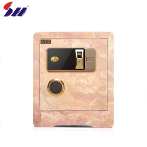 Hot rolling sheet intelligent electronic password biometric fingerprint lock safe box
