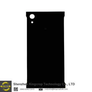 K PartsCrop Fix Back Cover Replacement Rear Door Battery Cover for Sony Xperia XA1