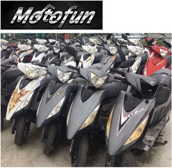 Used Sym Gt 125 Scooter Motorcycle - Buy Bike,Motorbike,Moped Product on  Alibaba com