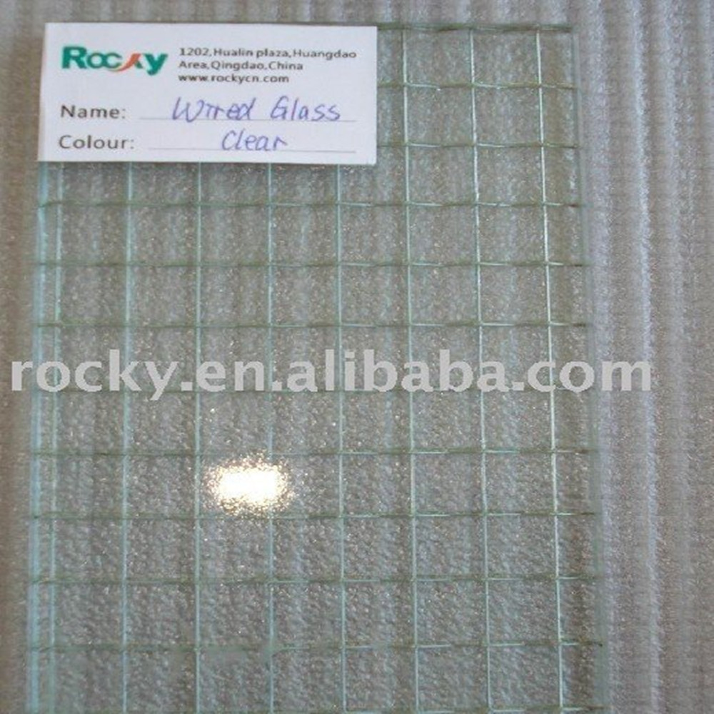 Wire Mesh Security Glass Best Price 6mm 6.5mm 7mm Wire Mesh Security ...