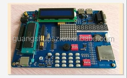 Hight quality!!! PIC single chip development board/ PIC learning board K18-C new & original