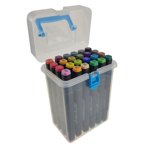 Double-end 72Colors Large Chisel Tips Sketch Markers