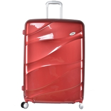 Hot Sale Removable Wheels Travel Aluminum Trolley Suitcase