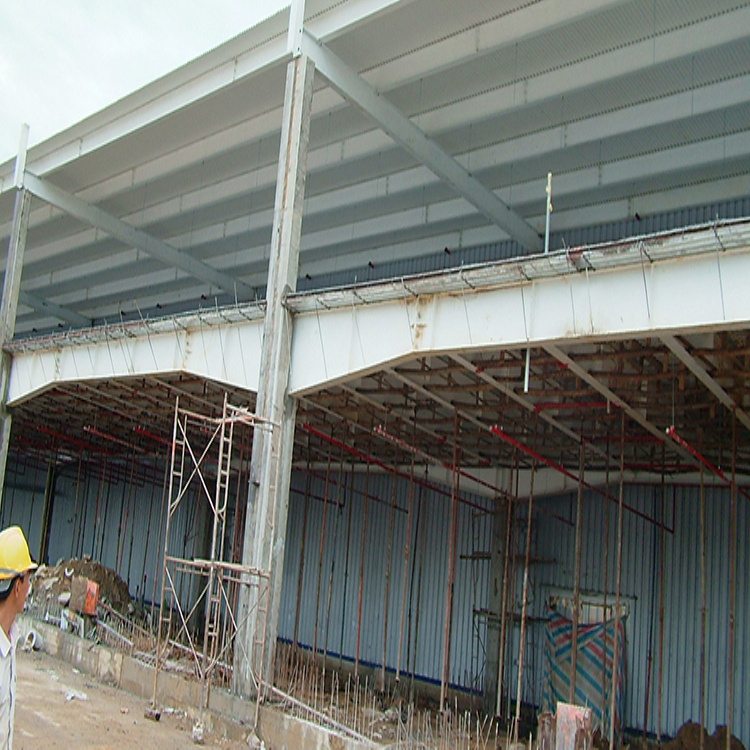 peb steel structure building