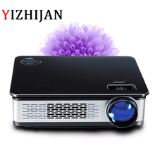 Big screen image size 1280x768 HD resolution video projector for cinema/game/PC