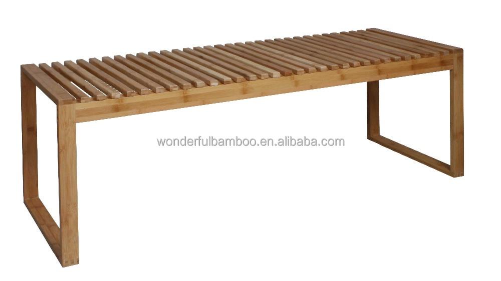 bambou moderne dos nu banc banc de douche places en plein air tabourets et bancs id de produit. Black Bedroom Furniture Sets. Home Design Ideas