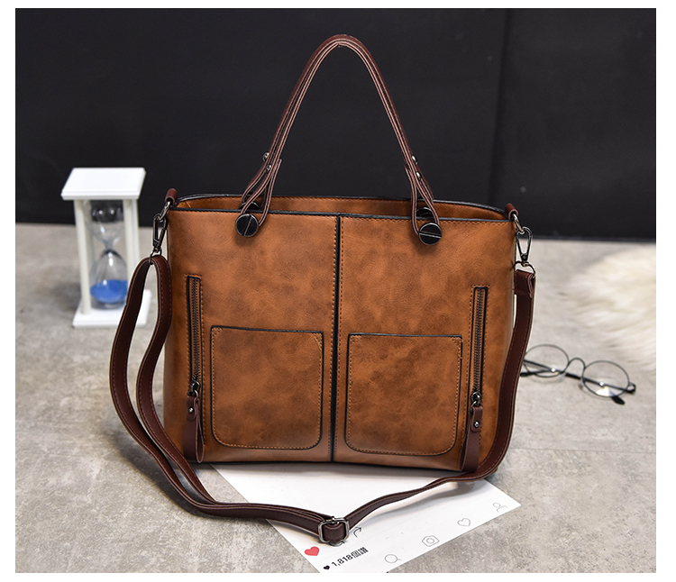 handbag brown