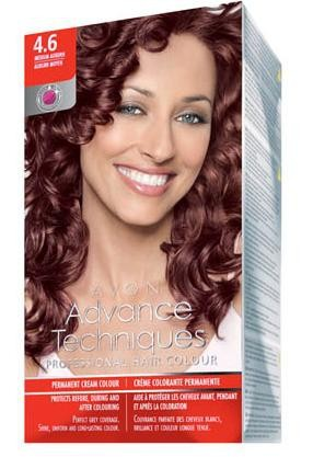 Advance Techniques Professional Hair Color Vibrant Reds - Buy Professional  Hair Color Brands Product on Alibaba.com