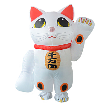 halloween costume stores lovely Inflatable Lucky Cat  sc 1 st  Alibaba & Halloween Costume Stores Lovely Inflatable Lucky Cat - Buy ...