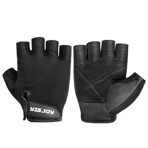 High quality best fitness workout training athletic gloves men women exercise training gym bodybuilding gloves for sale