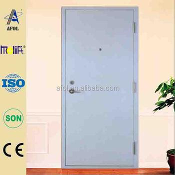 Zhejiang AFOL Fireproof Door Anti Fire Door With Panic Bar And Closet
