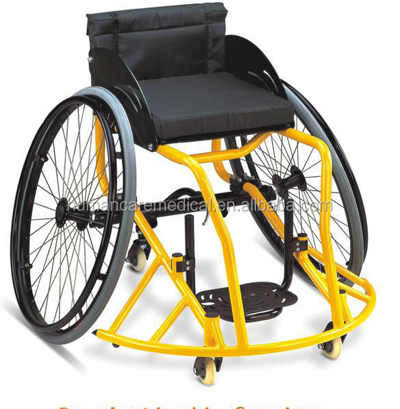 Hot sale Leisure manual lightweight training basketball wheelchair