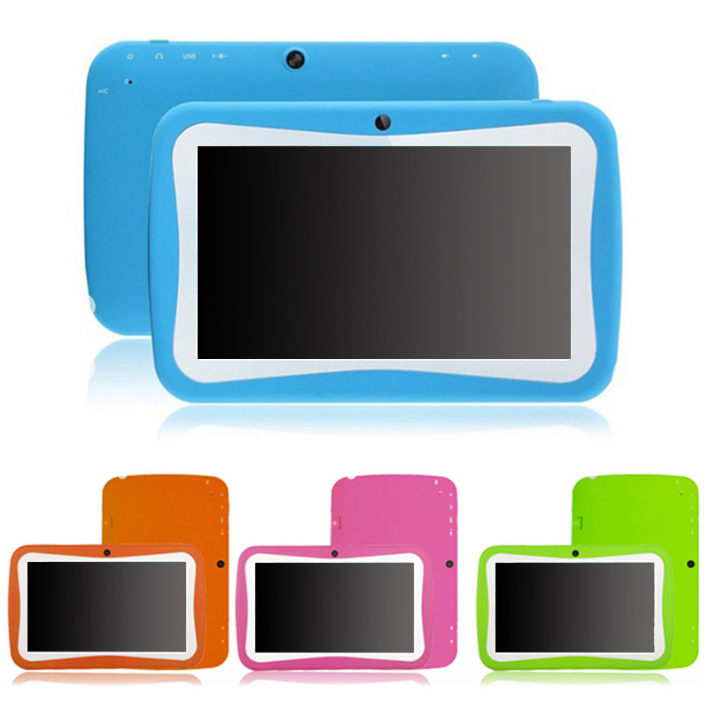 colorful 7 inch dual core children dual core android tablet pc taiwan