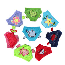 Retail 1Pcs High Quality New 2014 Baby swimwear Fashion Baby Girl/Boy Swimsuit Infant Swim Diaper Kids Swimsuit With Shorts