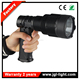 super lightweight handheld super bright 810lm CREE T6 10W high power rechargeable spot hunting led torch light T61-LA