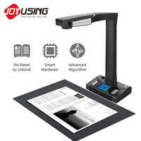 Off-Line Automatic 16 MP A3 Book Scanner with OCR Function