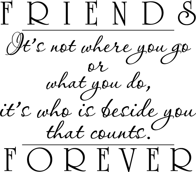 friends forever quotes and - photo #45