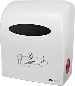 Portable Toilet Paper Roll Holder Dispenser Bathroom Tissue Jumbo Kitchen