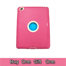 Defender Case Cover Shockproof Cover Case for ipad 2/3/4/Air2