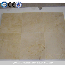 Natural stone cream marfil marble floor tiles