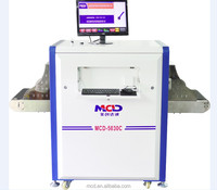 CE Approved MCD-5030C X Ray Scanner Designed for Inspecting Luggage / Baggage in Embassy