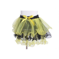 Factory direct sale peacock flower girl dresses wholesale kids tutu dress