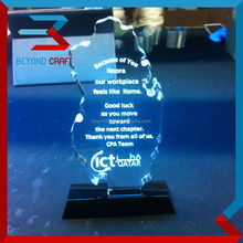 tree shaped crystal award trophy,best thanksgiving gifts for superior