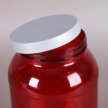 1kg 2kg Pet Black Loose Powder Plastic Protein Tub Container Buy