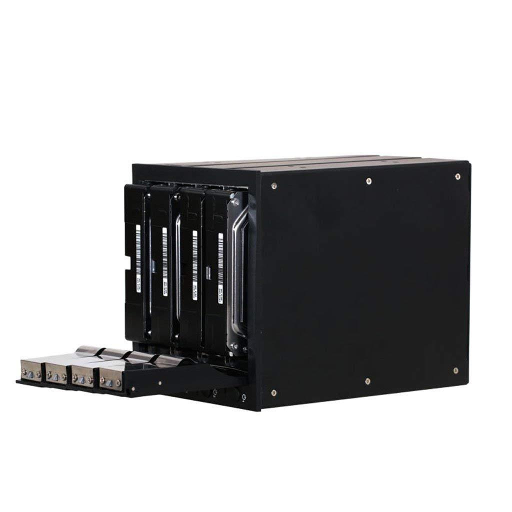 Jili Online 3-Bay to 4-Hard Drive Hot Swap SATA Backplane Cage 3.5'' Internal Storage SAS39PIN Input