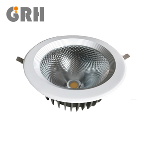 aluminum pc housing 10w round led down light
