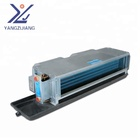 Water Cooled Water Cooled Fan Coil Yangzijiang New Water Cooled Fan Coil Unit Horizontal Concealed Fan Coil Units