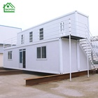 new 3d designs plan modular container home with high quality export to Saudi Arabia