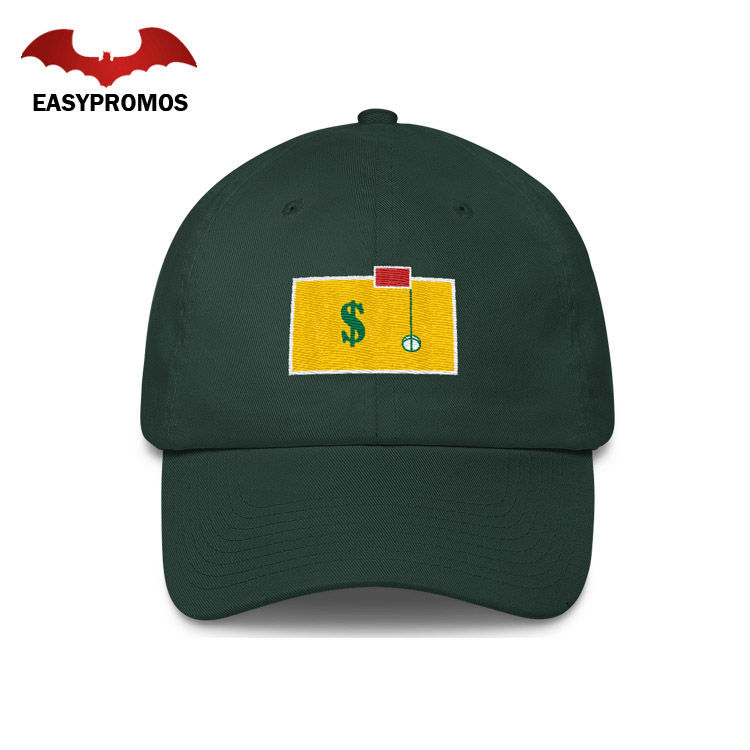 Wholesale 100% Cotton Custom Dad Cap <strong>Hat</strong> with Embroidery Logo