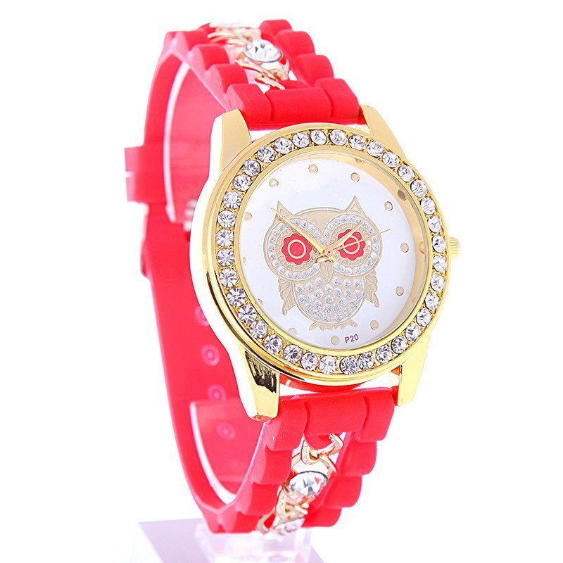 Wholesale New 2017 Men/Women Fashion Luxury Brand Quartz Casual Watch With Jelly Watch