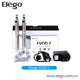 Hot Selling Original Kanger EVOD 2 Starter Kit with EVOD2 Atomizer E Cigarette Wholesale Vape Pen