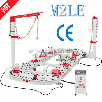 China Manufacturer M2le Frame Machine Auto Body Collision Repair ...