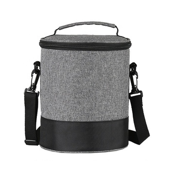 Small Cylinder Soft Sided Lunch Cooler Bags With Hard Liner - Buy Soft  Sided Lunch Cooler Bags,Soft Sided Cooler With Hard Liner,Small Soft  Coolers