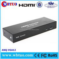 HDMI to vga Ypbpr RGB SPDIF Converter