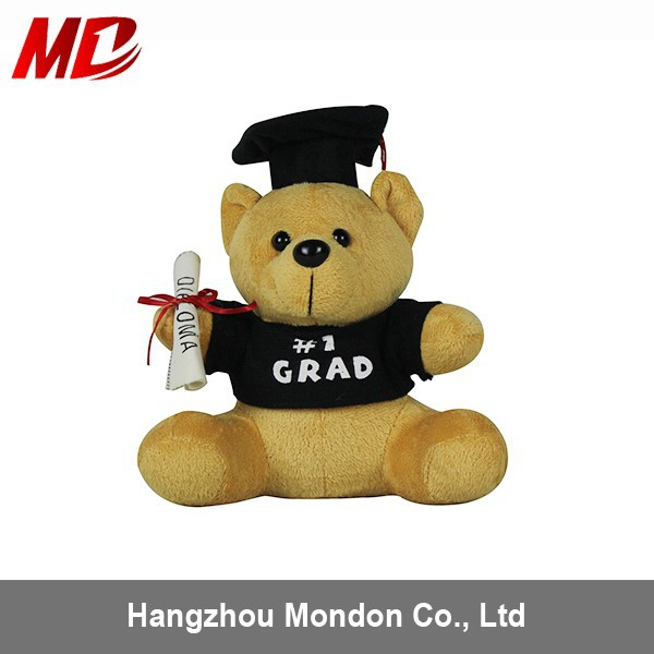 OEM Plush Graduation Doll Handmade