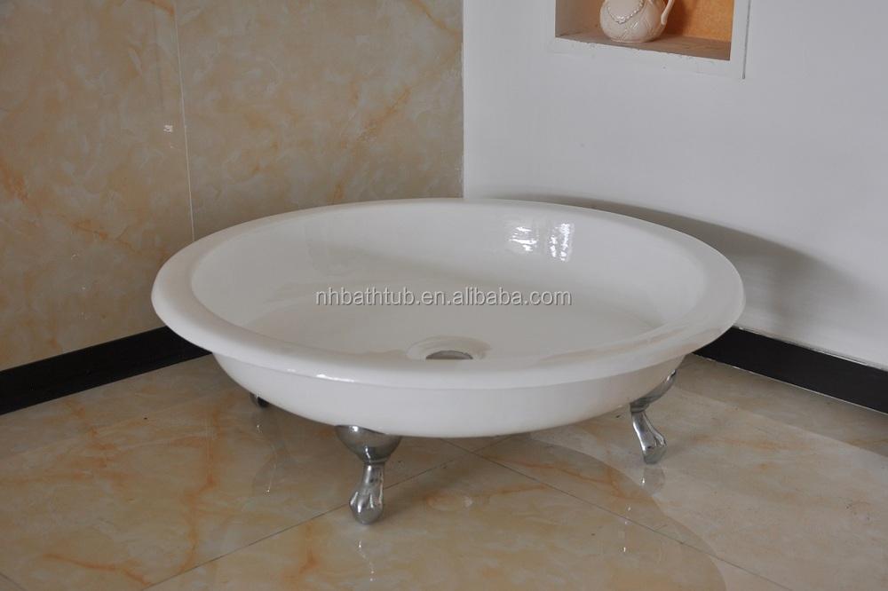 round enameled cast iron shower tray round enameled cast iron shower tray suppliers and at alibabacom