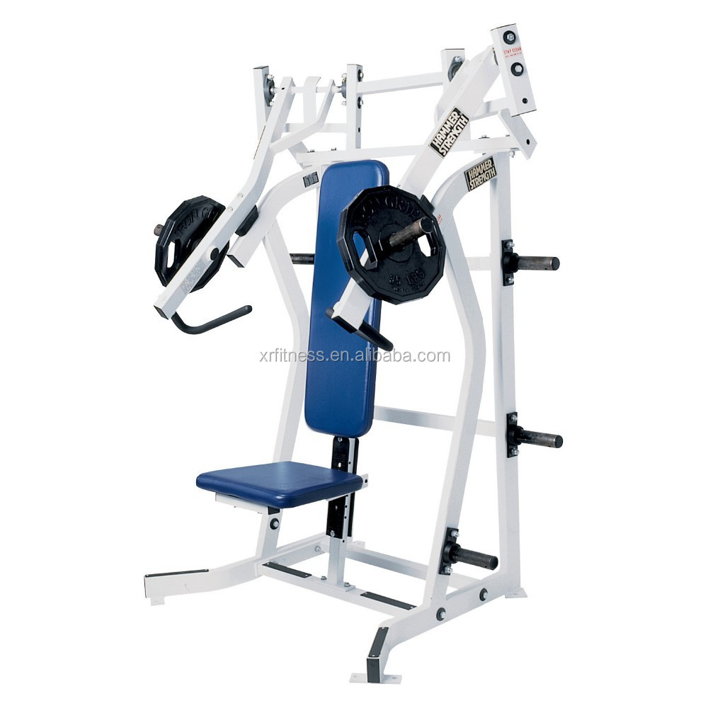 Hammer Strength Bench Presses Part - 47: Plate-loaded Gym Equipment Iso-lateral Incline Bench Press - Buy Bench Press,Life  Fitness Equipment,Plate Loaded Gym Equipment Product On Alibaba.com