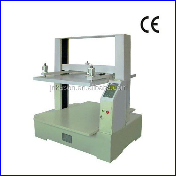 high quality :KS-KY Paper carton compressive machine testing instruments