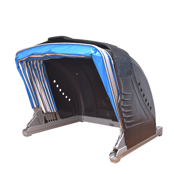 Waterproof Material Portable Car Garage Price Retractable ...