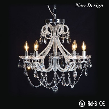 Candlestick Crystal Chandeliers Modern Water Drop Crystal Drops For - Chandelier drop crystals