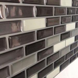 2018 trending product peel and stick non slip Glass mosaic tiles for kitchen mosaic backsplash tile