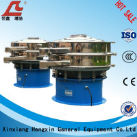 Cost effective SUS304 circular sieve machine for sand