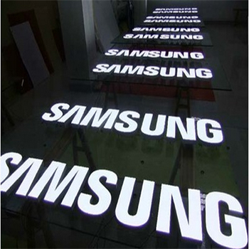 A variety of models glyph circuit led light source and Customized decorative cardboard letter