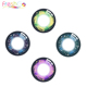 Freshgo Bella Galaxy Soft Color Contact Lenses For Beautify Eyes Ocean Blue Contact Lenses