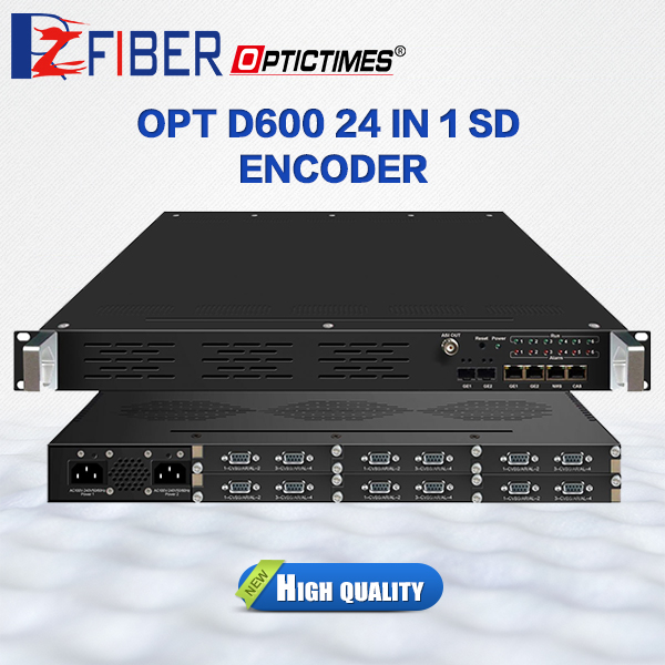 OPT D600 24 in 1 SD Encoder