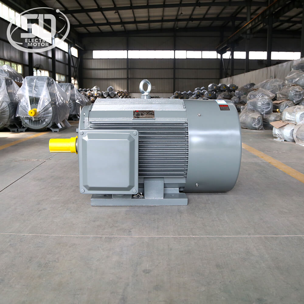 IE2 315S 4 pole 1500rpm 220v 150hp electric motor 100 kw